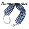 Гривна - BLUE CRYSTAL STYLE , колекция Gold'deLuxe